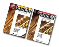 Essential Elements 2000 for Trumpet - Two Book Set -
