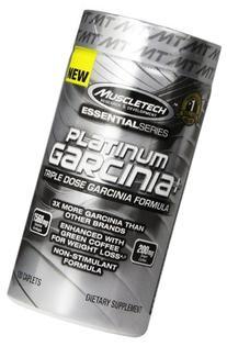 MuscleTech Essential Series Platinum Garcinia Plus Triple