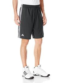 adidas Performance Men's Essential Shorts, X-Large, Black/