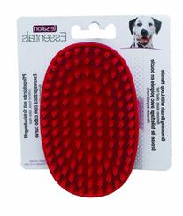 Le Salon Essentials Rubber Grooming Brush with Loop Handle