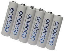 Newest version Panasonic Eneloop 4rd generation 12 Pack AA