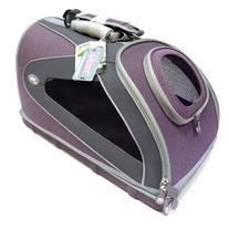Wacky Paws EVA Pet Carrier, Large, Pink