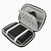 co2CREA EVA Shockproof Travel Carrying Storage Case Bag for