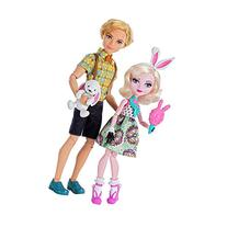 Ever After High Carnival Date Doll 2-Pack - Bunny Blanc and