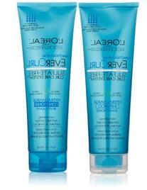 L'Oreal Paris EverCurl Hydracharge Shampoo, 8.5 Fluid Ounce