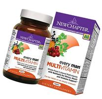 New Chapter Every Man, Men's Multivitamin Fermented with