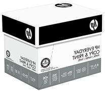 HP Everyday Copy and Print , 20lb, 8-1/2 x 11., 92 Bright