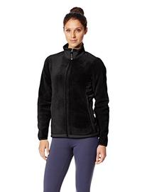 Charles River Apparel Women's Evolux Fleece Jacket, Black,