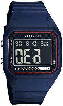 Electric Men's EW0110030011 ED01 Plastic Watch with Blue