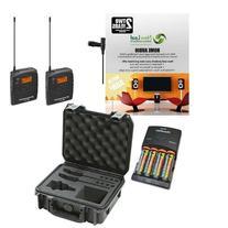 Sennheiser EW112PG3A Wireless Microphone Kit with extra