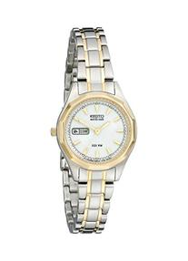 Citizen Women's Eco-Drive Sport Two-Tone Watch with Date,