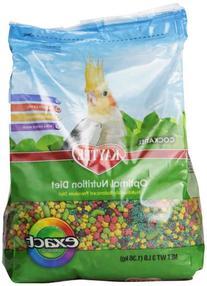 Kaytee Exact Rainbow Premium Daily Nutrition for Cockatiels