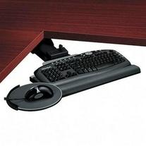 Fellowes 8035901 Professional Corner Executive Keyboard Tray