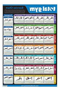 total gym workout chart searchub