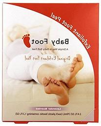 Baby Foot Lavender Scent Exfoliant Foot Peel, 2.4 Fl OZ