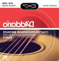 D'Addario EXP17 with NY Steel Coated Phosphor Acoustic