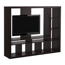 "Ikea Expedit Entertainment Center Tv Stand up to 55"" Flat"
