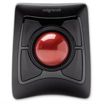 Kensington Expert Mouse TrackBall - Optical - Wireless -