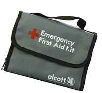 Alcott Explorer 40-Piece First Aid Kit for Pets and People,