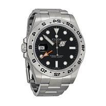 Rolex Explorer II automatic-self-wind black mens Watch