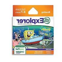 LeapFrog SpongeBob SquarePants: The Clam Prix Learning Game