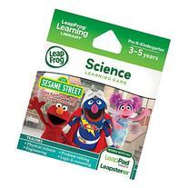 LeapFrog Learning Game: Sesame Street Solve it with Elmo