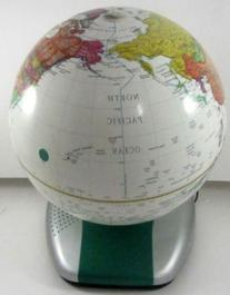 LeapFrog Explorer Smart Globe Interactive Games Eureka
