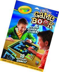 Crayola Color Explosion Game Book