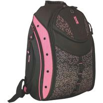 Mobile Edge Black w/Pink Ribbons Women's Express Laptop