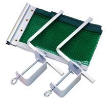 Champion Sports Table Tennis Net & Post Set, 2