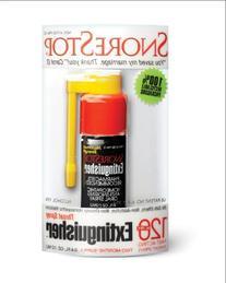 SnoreStop Extinguisher Throat Spray, 120 Sprays, 0.6 Oz