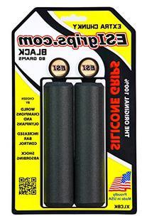 ESI Extra Chunky MTB Grip, Black