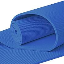 Yoga Direct Extra Long Yoga Mat, Blue