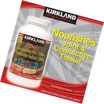 Kirkland Signature Extra Strength Glucosamine HCI 1500 mg