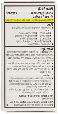 GoodSense Extra Strength Pain Relief, 500 mg Acetaminophen