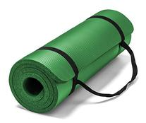 Premium 1/2-Inch Extra Thick High Density Exercise Yoga Mat