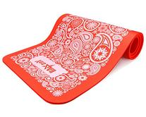 Yes4All Premium 1/2-Inch Extra Thick Exercise Printed Yoga