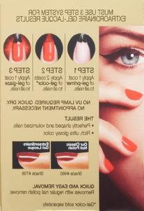 L'Oreal Paris Extraordinaire Gel-Lacque 1-2-3 Nail Color Kit