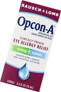 Opcon-A Eye Drops 15 ml