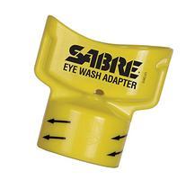 SABRE Eye Wash Adapter - Turns Water Bottle into Eye Wash