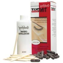Eyebrow Tint Kit Professional 20 Applications Light Brown by