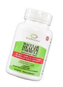 EyeScience Macular Health Formula Advanced Ocular Vitamin