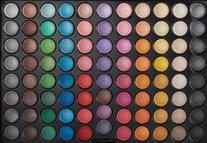 SHANY Eyeshadow Palette, Ultra Shimmer, Studio Colors for