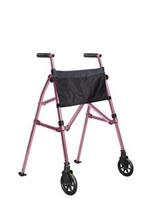 Stander EZ Fold-N-Go Height Adjustable Lightweight Travel