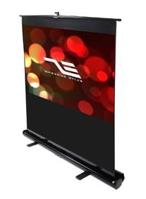 Elite Screens ezCinema Series, 150-inch 16:9, Portable Floor