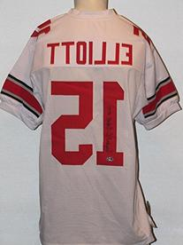 Ezekiel Elliott Autographed Signed Ohio State Buckeyes