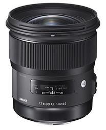 Sigma 24mm f/1.4 DG HSM Wide Angle Lens  for Nikon DSLR