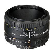 Nikon 50mm f/1.8D AF Nikkor Lens for Nikon Digital SLR