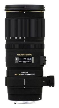 Sigma 70-200mm f/2.8 APO EX DG HSM OS FLD Large Aperture