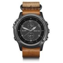 Garmin f?nix 3 Sapphire 010-01338-80 Grey / Brown Leather